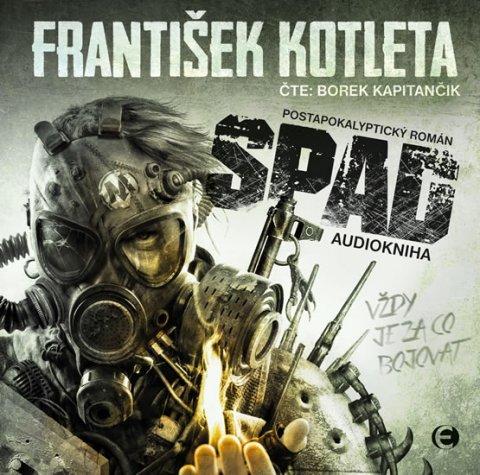 Kotleta František: Spad - CDmp3 (Čte Borek Kapitančík)
