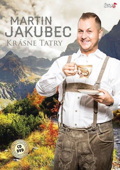 neuveden: Jakubec Martin - Krásné Tatry - CD + DVD
