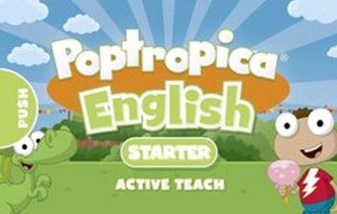 Lochowski Tessa: Poptropica English Starter Active Teach USB