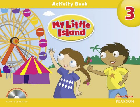 Dyson Leone: My Little Island 3 Activity Book w/ Songs and Chants CD Pack