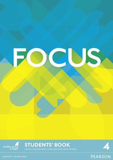 Jones Vaughan: Focus 4 Students´ Book