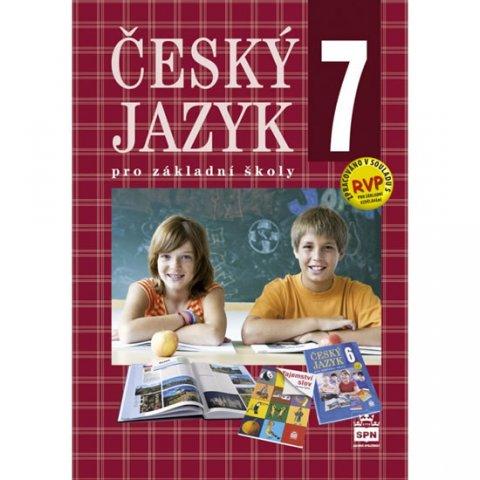 Hošnová Eva a kolektiv: Český jazyk 7 pro základní školy