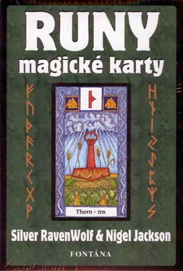 Raven Wolf S., Jackson N.: Runy - magické karty