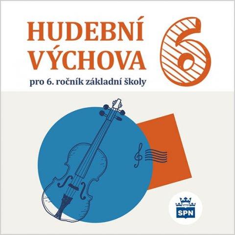 Charalambidis Alexandros: Hudební výchova pro 6. ročník ZŠ - CD