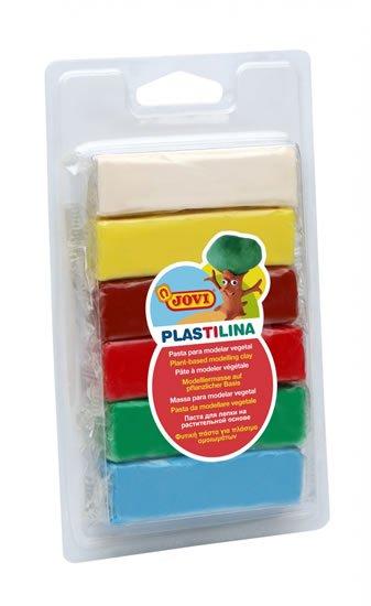 neuveden: plastelína 6x25g, hranolky, blistr