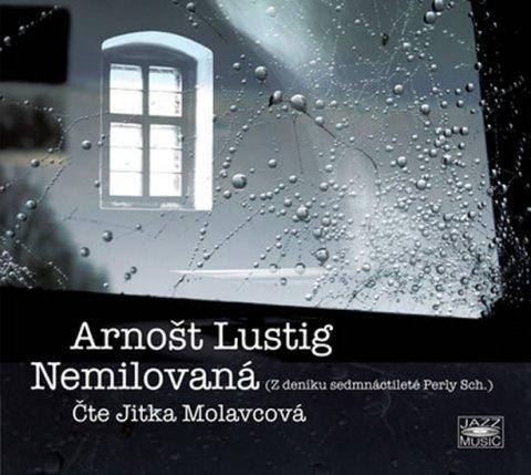 Lustig Arnošt: Arnošt Lustig: Nemilovaná - CDmp3 (Čte Jitka Molavcová)