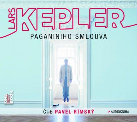 Kepler Lars: Paganiniho smlouva - CDmp3 (Čte Pavel Rímský)