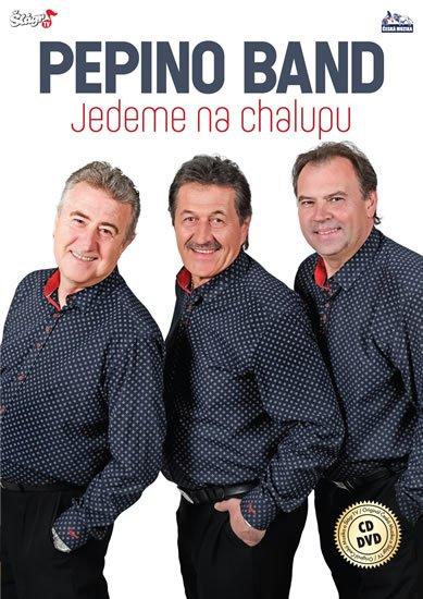 neuveden: Pepino Band - Jedeme na chalupu - CD + DVD