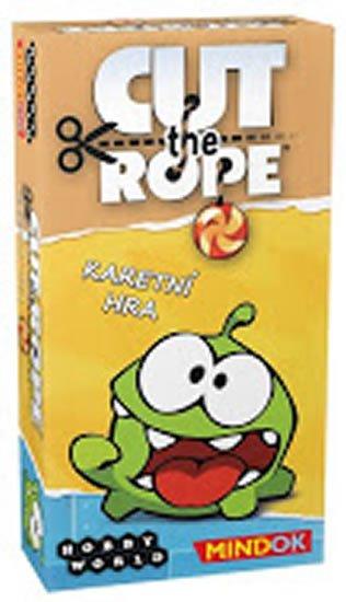 kolektiv autorů: Cut the Rope. Karetní hra