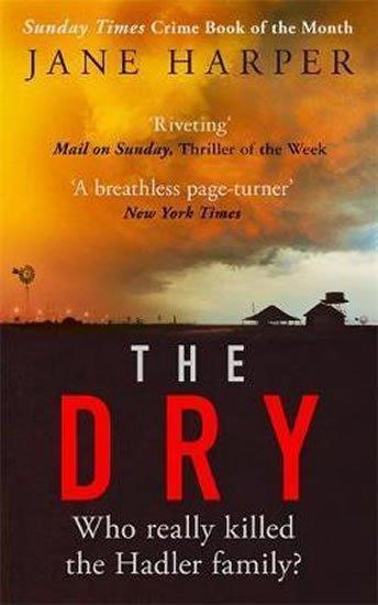 Harperová Jane: The Dry