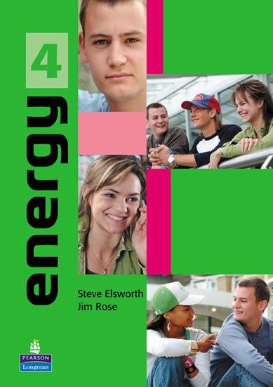 Elsworth Steve: Energy 4 Students´ Book plus notebook