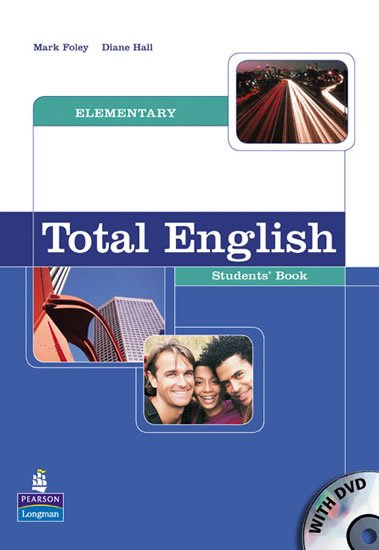 Foley Mark: Total English Elementary Students´ Book w/ DVD Pack