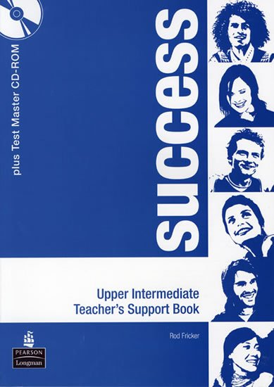 Fricker Rod: Success Upper Intermediate Teacher´s Book Pack