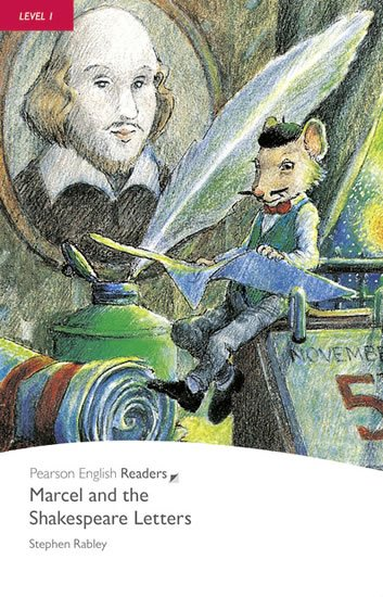 Rabley Stephen: PER | Level 1: Marcel and the Shakespeare Letters Bk/CD Pack