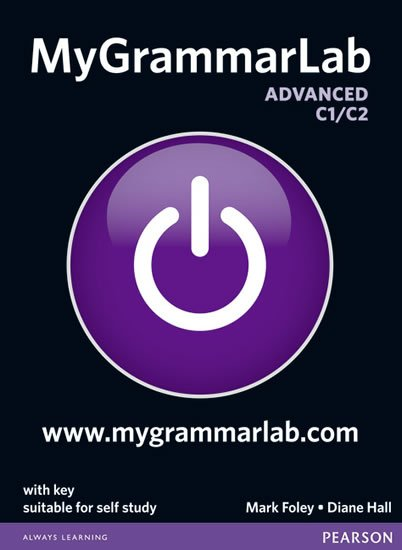 Hall Diane: MyGrammarLab Advanced w/ MyEnglishLab Pack (w/ key)