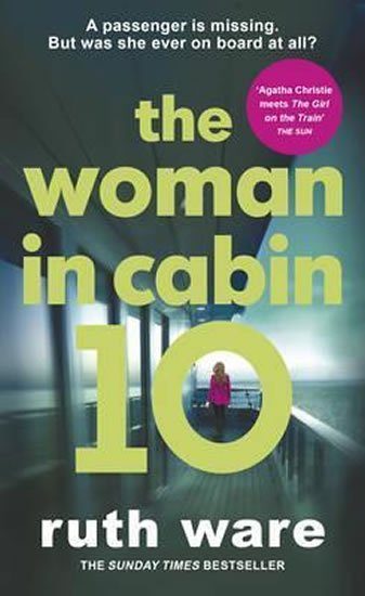 Ware Ruth: The Woman in Cabin 10