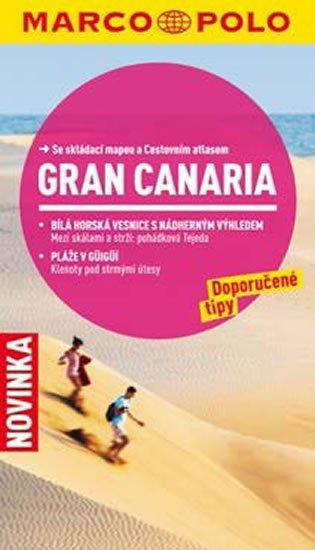 neuveden: Gran Canaria - Průvodce se skládací mapou