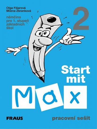 kolektiv autorů: Start mit Max 2 - pracovní sešit