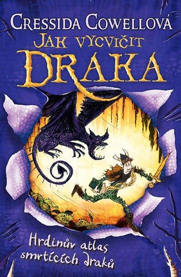 Cowellová Cressida: Hrdinův atlas smrtících draků (Škyťák Šelmovská Štika III.) 6