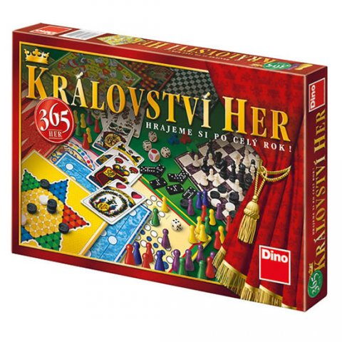 neuveden: Království her - 365 her