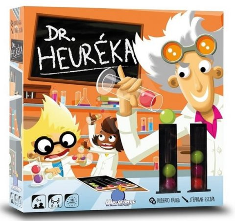 neuveden: Dr. Heuréka - Společenská hra