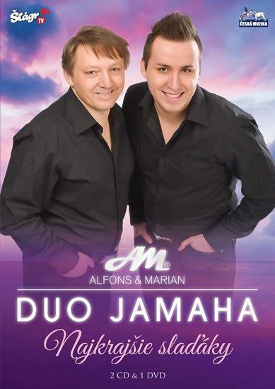 neuveden: Duo Jamaha - Najkrajšie slaďáky - 2 CD + DVD
