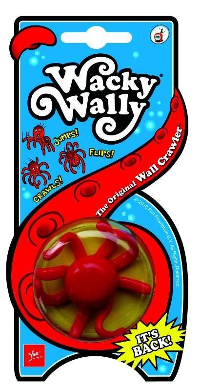 neuveden: Chobotnička Wacky Wally