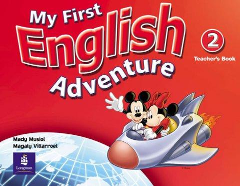 Musiol Mady: My First English Adventure 2 Teacher´s Book