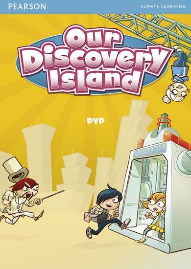 neuveden: Our Discovery Island 5 DVD