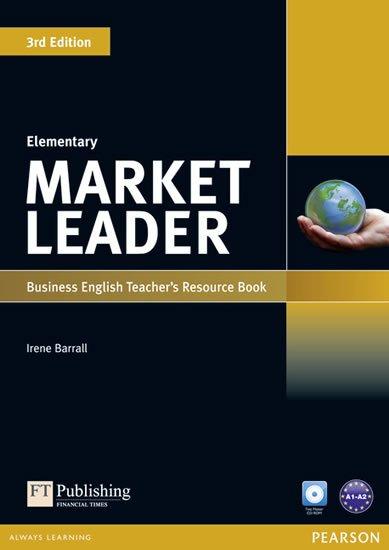 Barrall Irene: Market Leader 3rd Edition Elementary Teacher´s Resource Book w/ Test Master