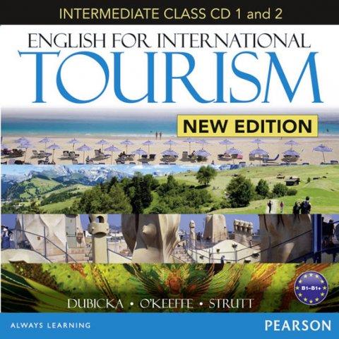 Strutt Peter: English for International Tourism Intermediate Class CD (2)