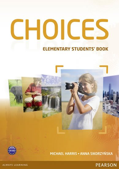 Harris Michael: Choices Elementary Students´ Book w/ MyEnglishLab PIN Code Pack