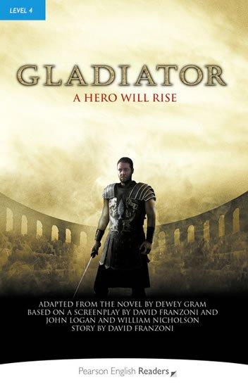 Gram Dewey: PER | Level 4: Gladiator Bk/MP3 Pack