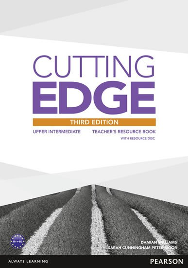 Williams Damian: Cutting Edge 3rd Edition Upper Intermediate Teacher´s Book w/ Teacher´s Res