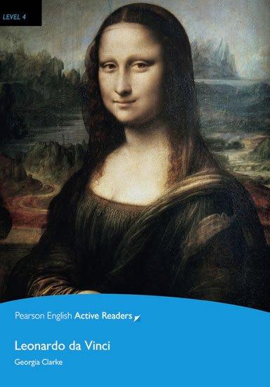Clarke Georgia: PEAR | Level 4: Leonardo da Vinci Bk/Multi-ROM with MP3 Pack