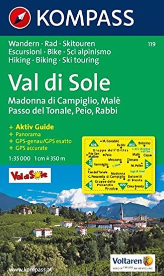 neuveden: Val di Sole 119 / 1:35T NKOM