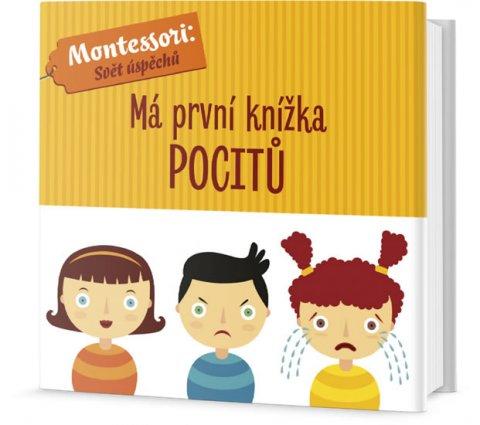 Piroddiová Chiara, Baruzziová Agnese,: Má první knížka pocitů