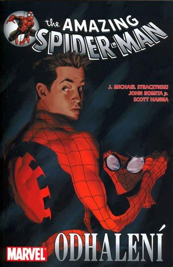 kolektiv: Spider-Man : Odhalení