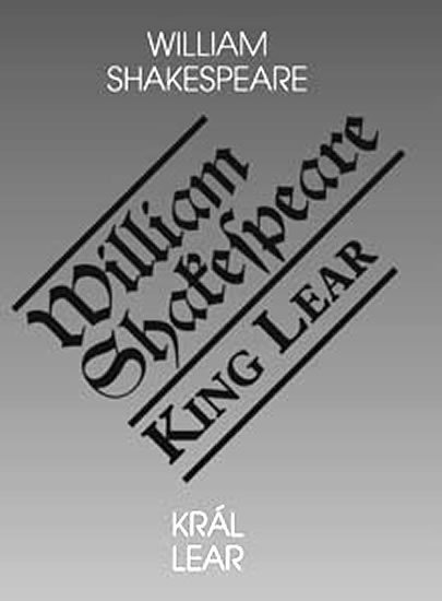 Shakespeare William: Král Lear / King Lear