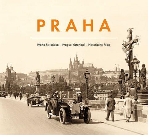 Jestřáb Otakar, Stiburek Luboš, Scheufler Pavel: Praha historická
