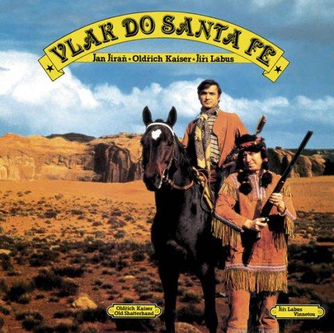 neuveden: Vlak do Santa Fe - CD (Oldřich Kaiser, Jiří Lábus, Jan Jiráň)