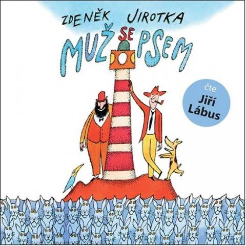 Jirotka Zdeněk: Muž se psem - CDmp3