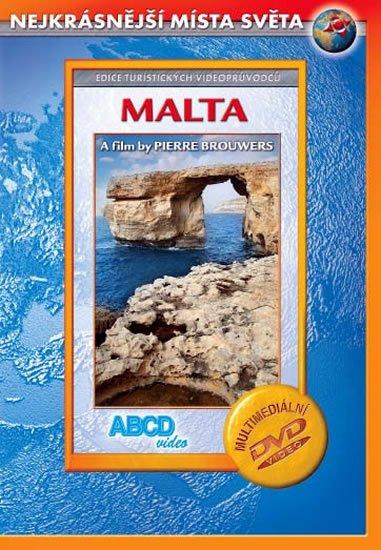 neuveden: Malta - Nejkrásnější místa světa - DVD