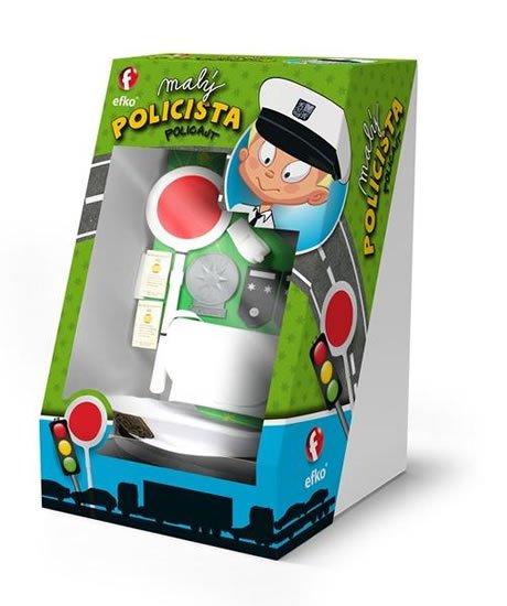 neuveden: MALÝ POLICISTA - box