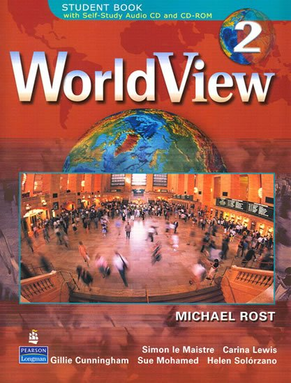 Rost Michael: WorldView 2 w/ Self-Study Audio CD