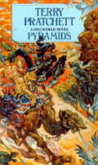 Pratchett Terry: Pyramids : (Discworld Novel 7)