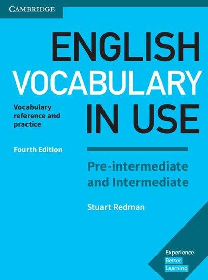 Redman Stuart: English Vocabulary in Use Pre-intermediate and Intermediate Book with Answe