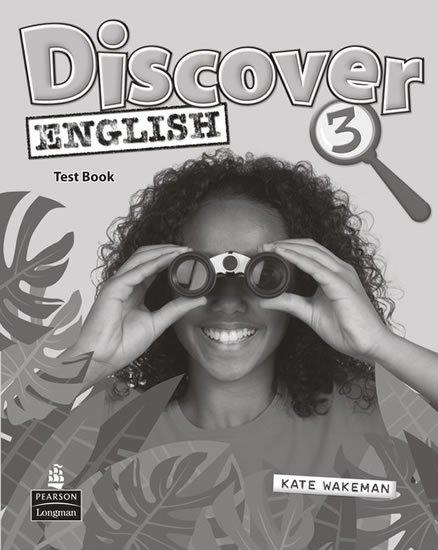 Barrett Carol: Discover English Global 3 Test Book