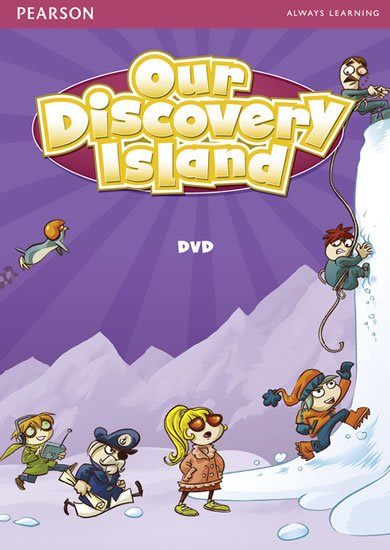 neuveden: Our Discovery Island 4 DVD