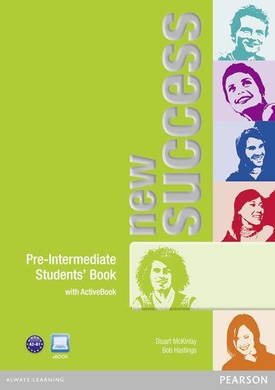 McKinlay Stuart: New Success Pre-Intermediate Students´ Book w/ Active Book Pack
